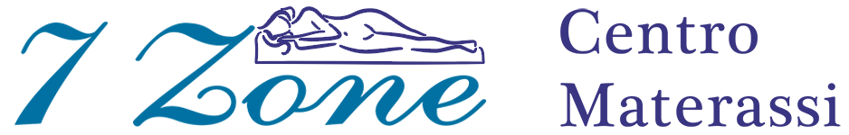 7 Zone – Centro Materassi Logo